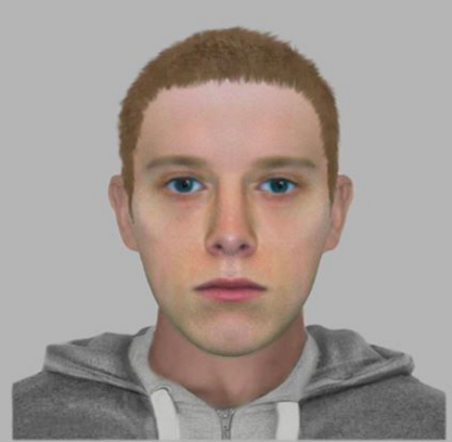 Police have released the following e-fit