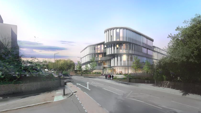 Sheffield Uni Has Proposed Two New Buildings For Broomhill