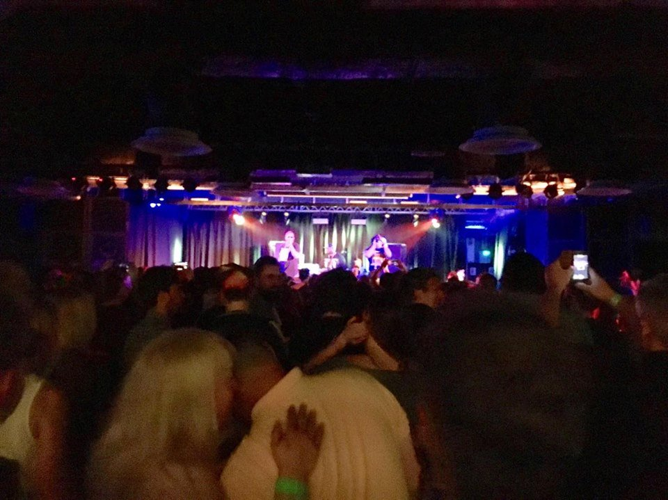 Let's face it, 'The Sugarhill Gang' were the best gig in Sheffield