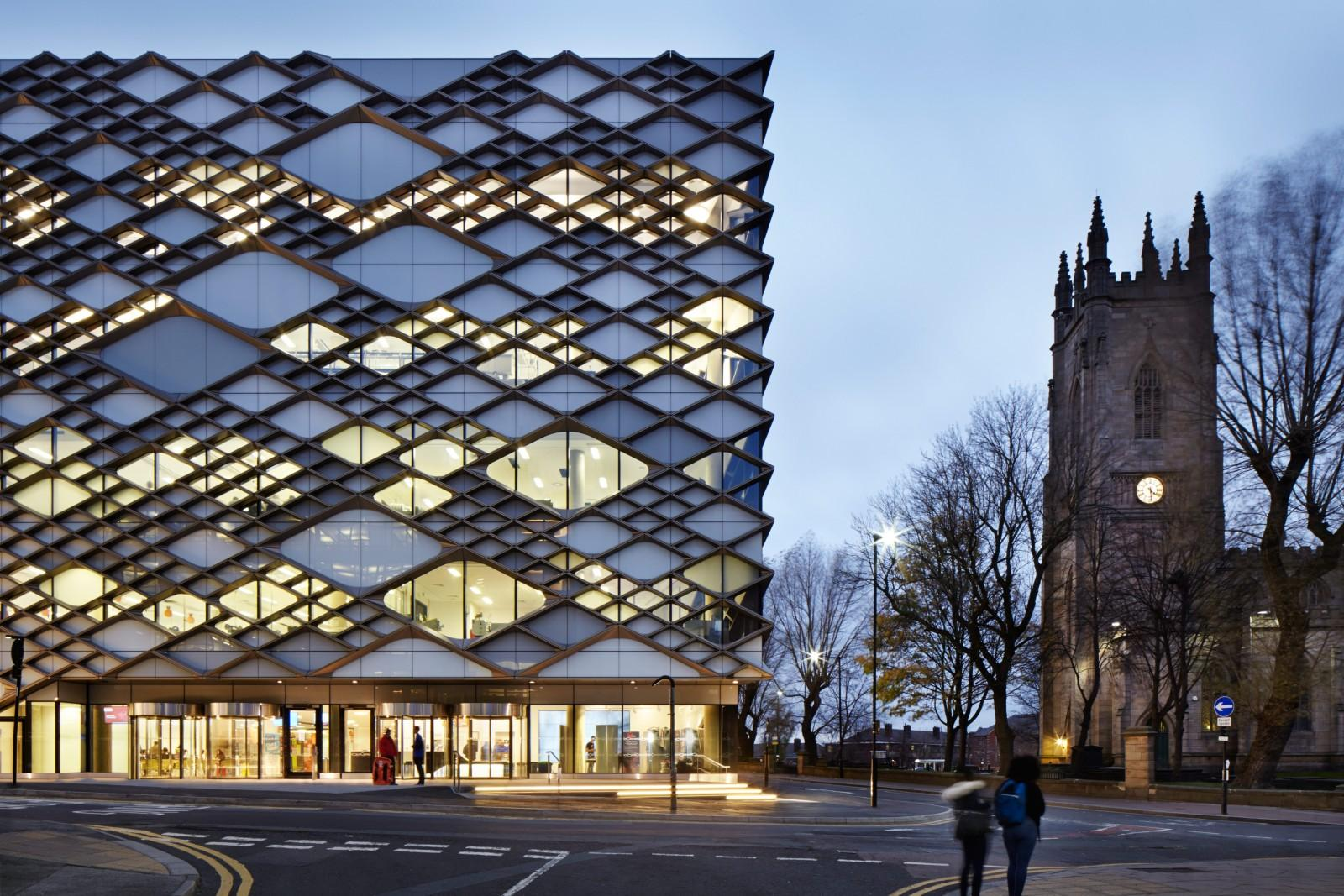 Uni's ugliest building has achieved more than you ever will