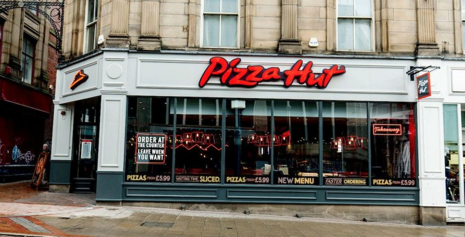 Pizza Hut Are Giving Away Free Pizza In Sheffield