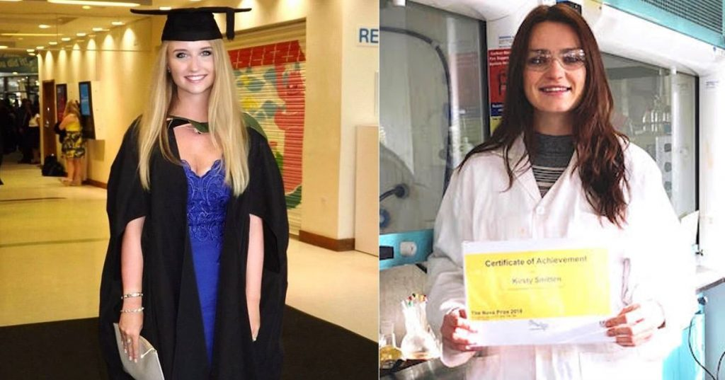 Image may contain: Graduation, Clothing, Apparel, Person, Human