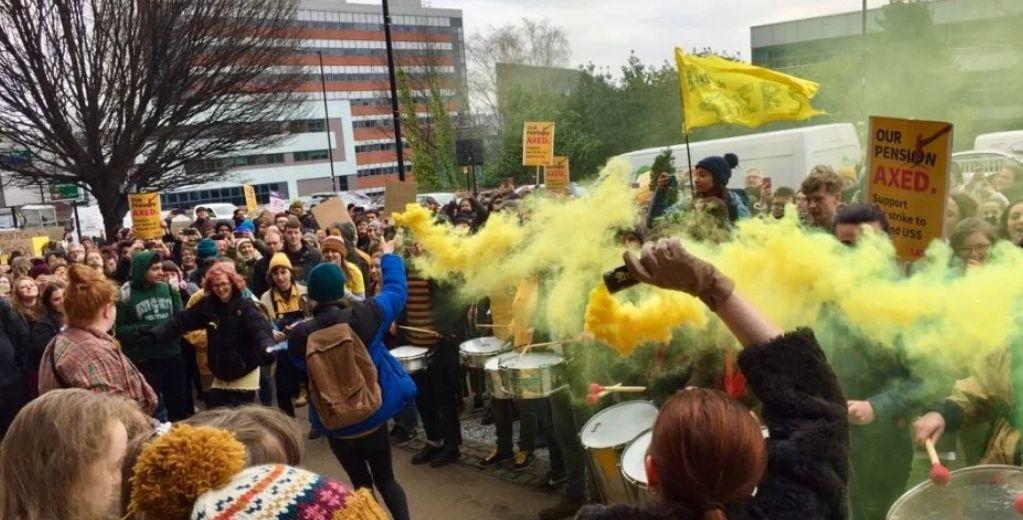 Image may contain: Parade, Crowd, Human, Person