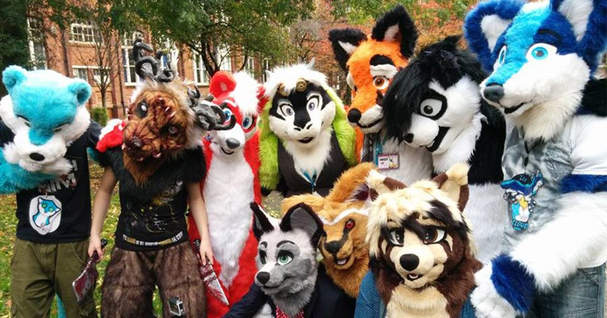 Meet The Furries Who Spend Thousands Dressing Up As Giant Animals