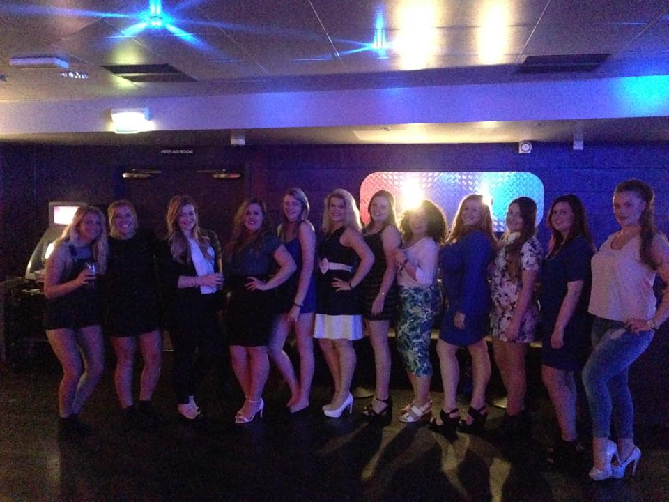 Twelve eligible single ladies ready to be swept off their stiletto-clad feet!