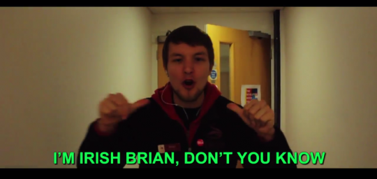 A lot of people now know, and love, Irish Brian