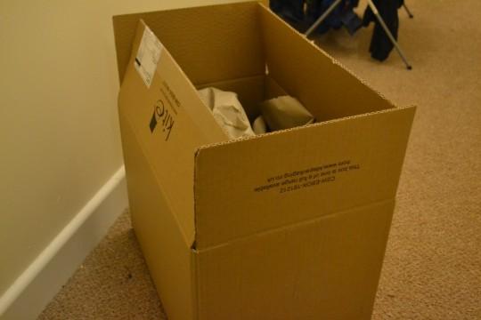 Poundshop box