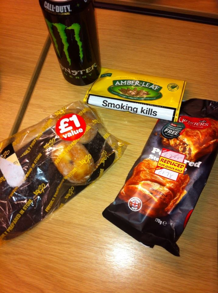 Library Survival Kit