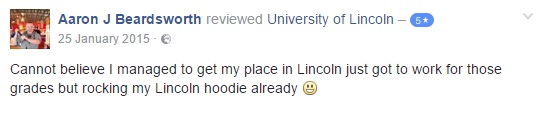 He will soon realize the free hoodie is the best thing about Lincoln.