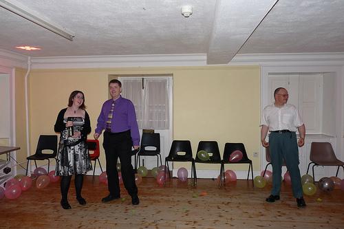 The hummus society reunion class of '97