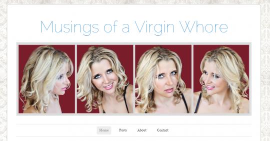 Liz even runs her own blog