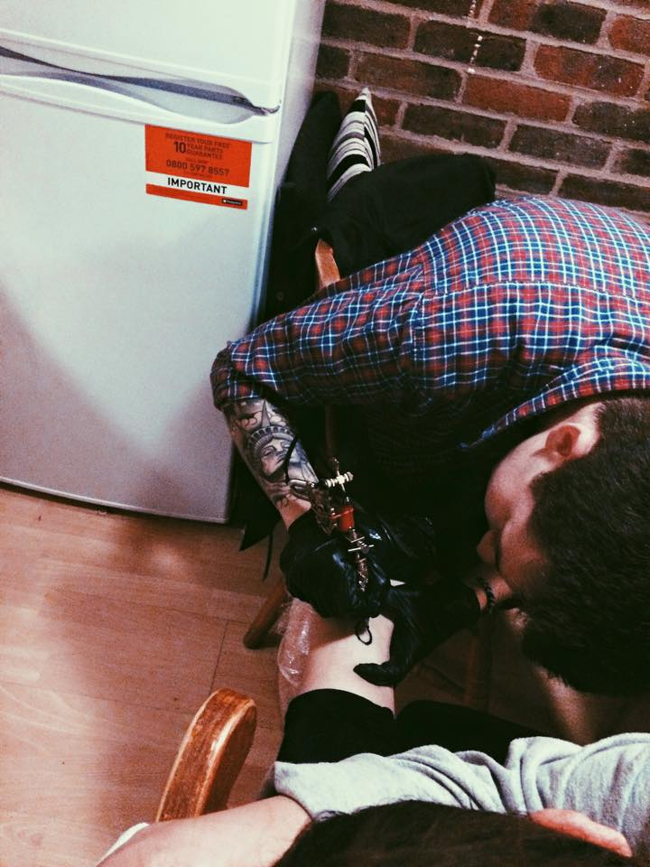 1 tattoo b