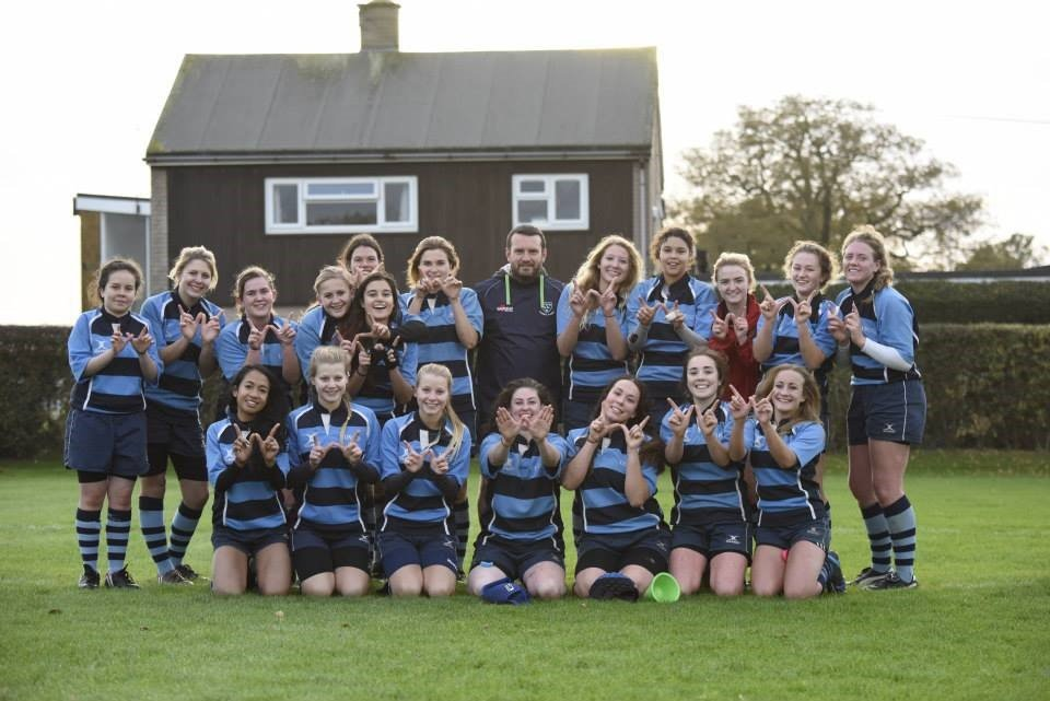 rugby gals