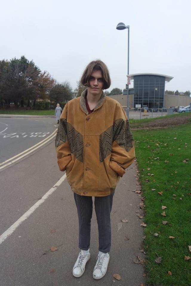 Sam, Media Studies, Second Year