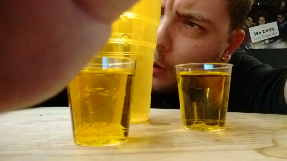 drink three
