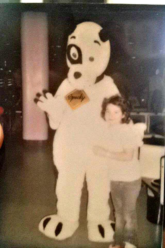 Specky Polaroids were life