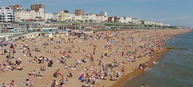 Brighton Beach Sand