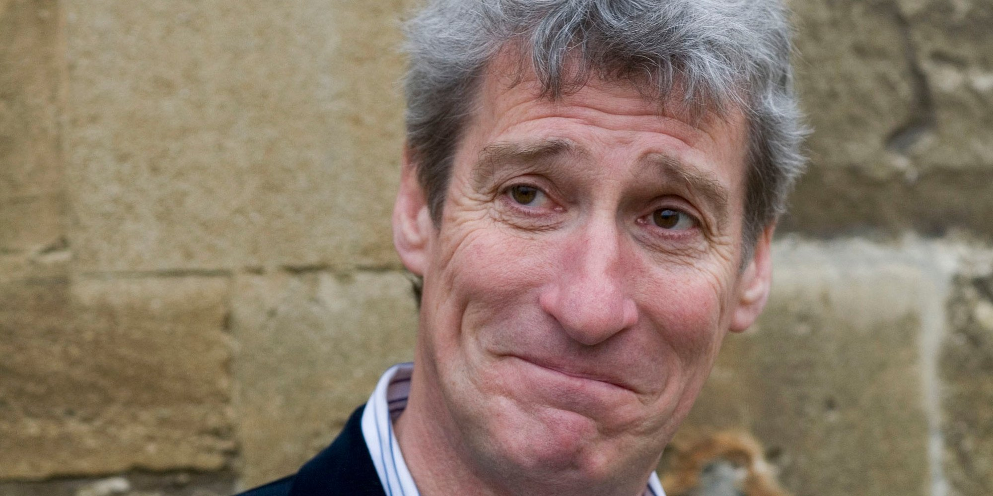 """OXFORD, UNITED KINGDOM - MARCH 24: Author and Broadcaster Jeremy Paxman poses for a portrait at the annual """"Sunday Times Oxford Literary Festival"""" held at Christ Church on March 24, 2007 in Oxford, England. (Photo by David Levenson/Getty Images)"""