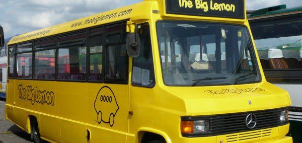 The Big Lemon To Introduce Solar Powered Buses