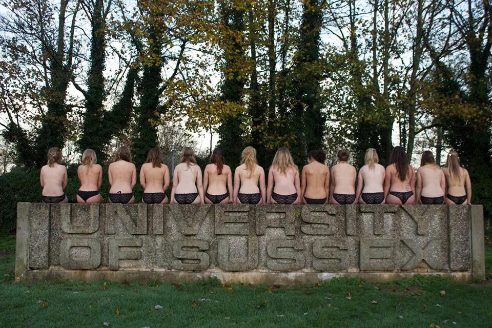 Cardiff Women Rugby Team Strip Naked For Charity Cale Babesource 1