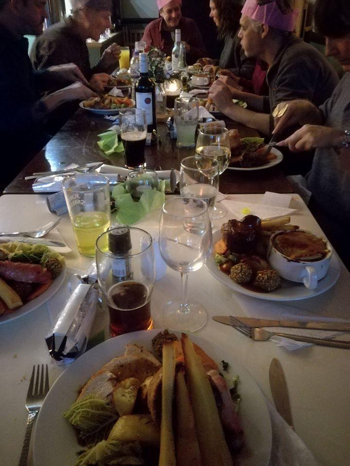 the bevy hillside brighton - Best Christmas Dinners