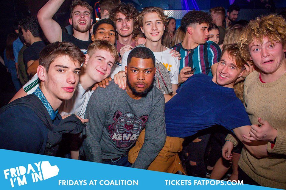 Image may contain: Leisure Activities, Night Life, Crowd, Audience, Night Club, Club, Party, Human, Person