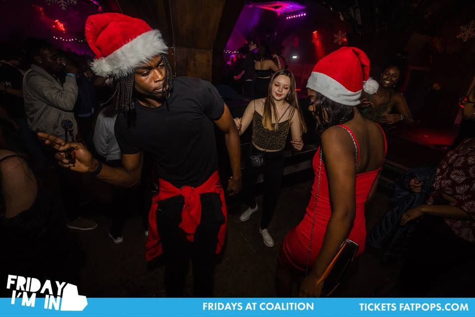 Image may contain: Disco, Footwear, Shoe, Clothing, Apparel, Hat, Party, Night Life, Costume, Night Club, Club, Human, Person