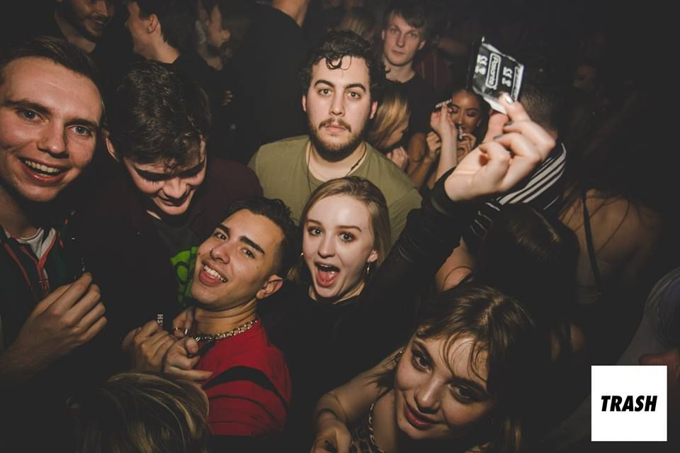 Image may contain: Photography, Portrait, Photo, Audience, Crowd, Night Life, Head, Party, Face, Person, Human