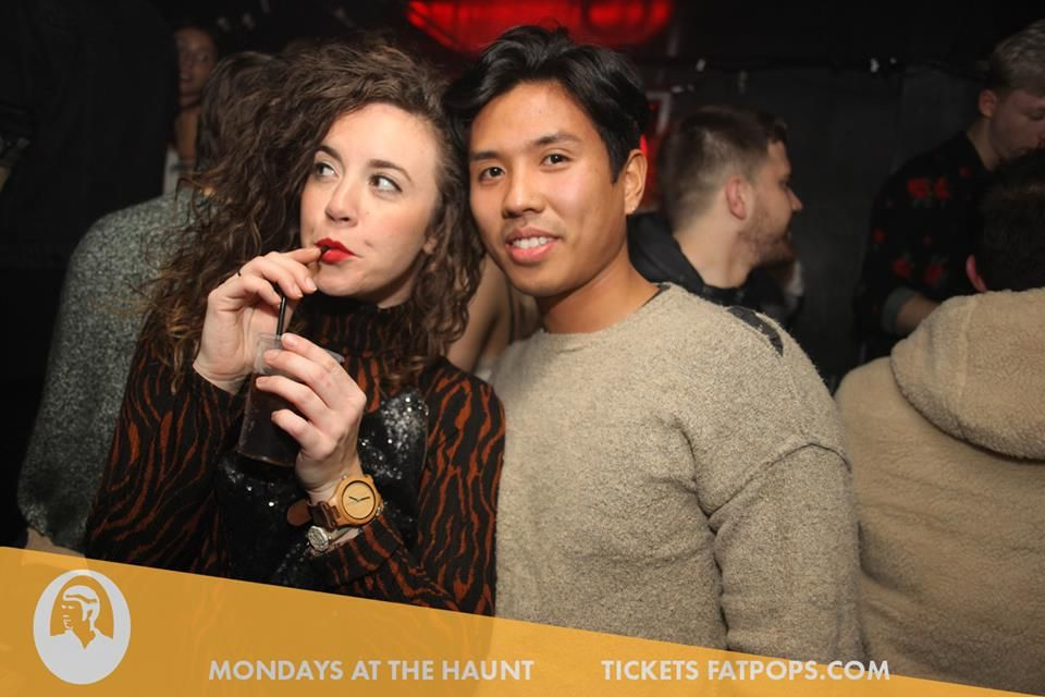 Image may contain: Skin, Night Life, Night Club, Club, Person, Human