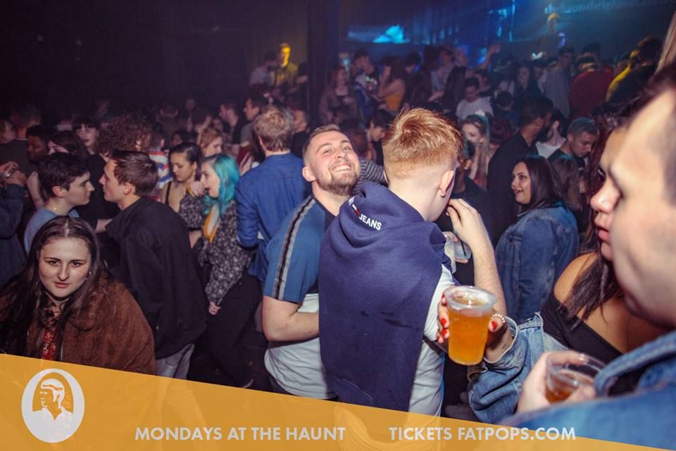 Image may contain: Lager, Glass, Night Life, Crowd, Audience, Beer, Drink, Alcohol, Beverage, Night Club, Club, Party, Person, Human