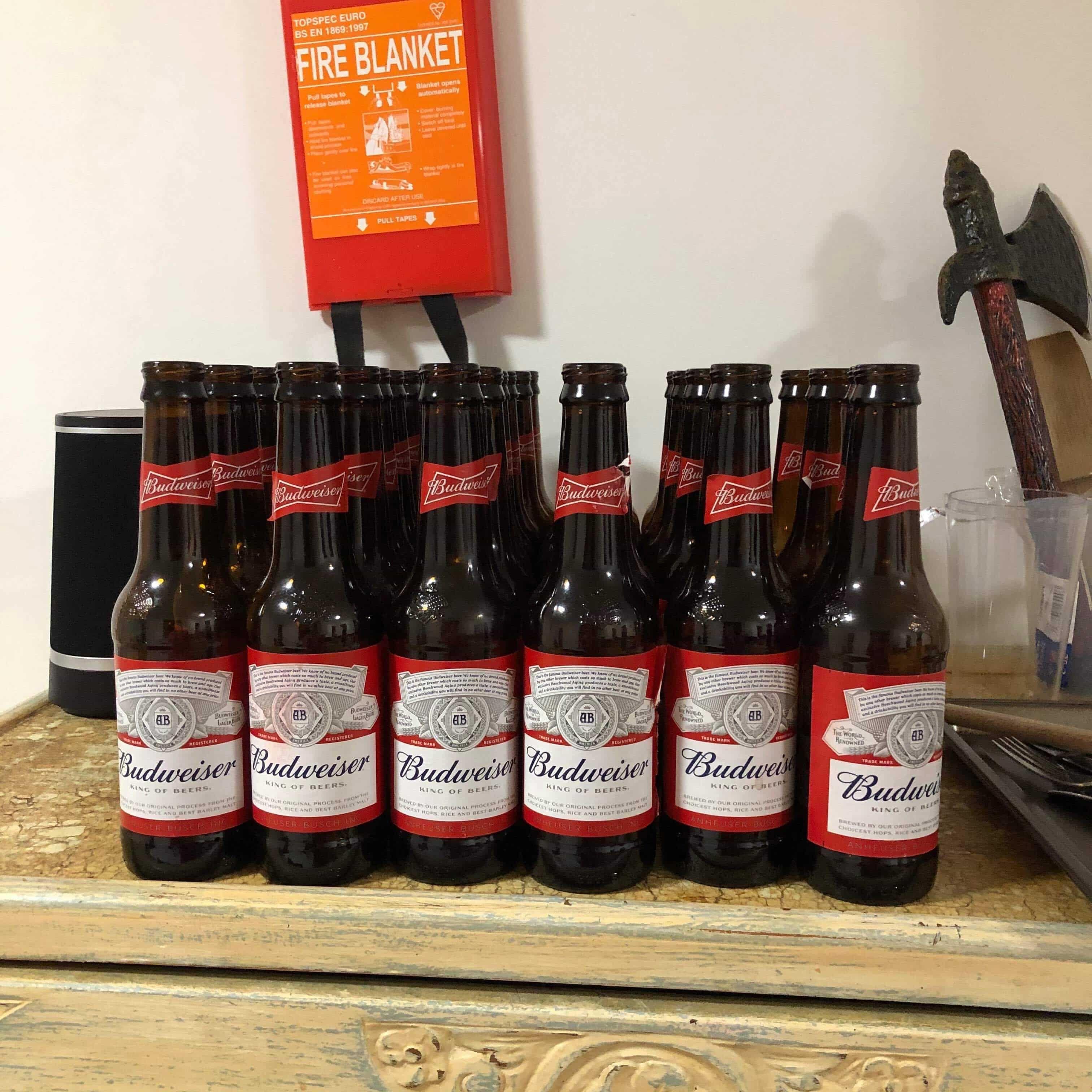 Image may contain: Beer Bottle, Bottle, Beer, Drink, Beverage, Alcohol