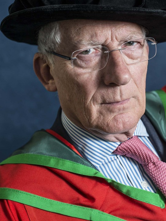 Photo: Nigel McDowell/University of Ulster