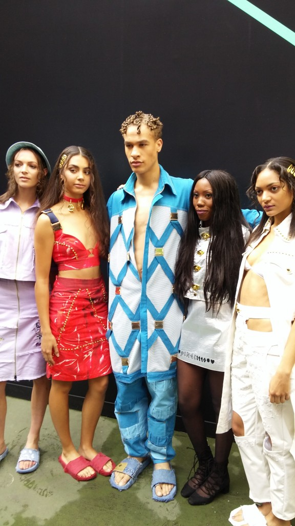 Fashion label or 90s pop band?