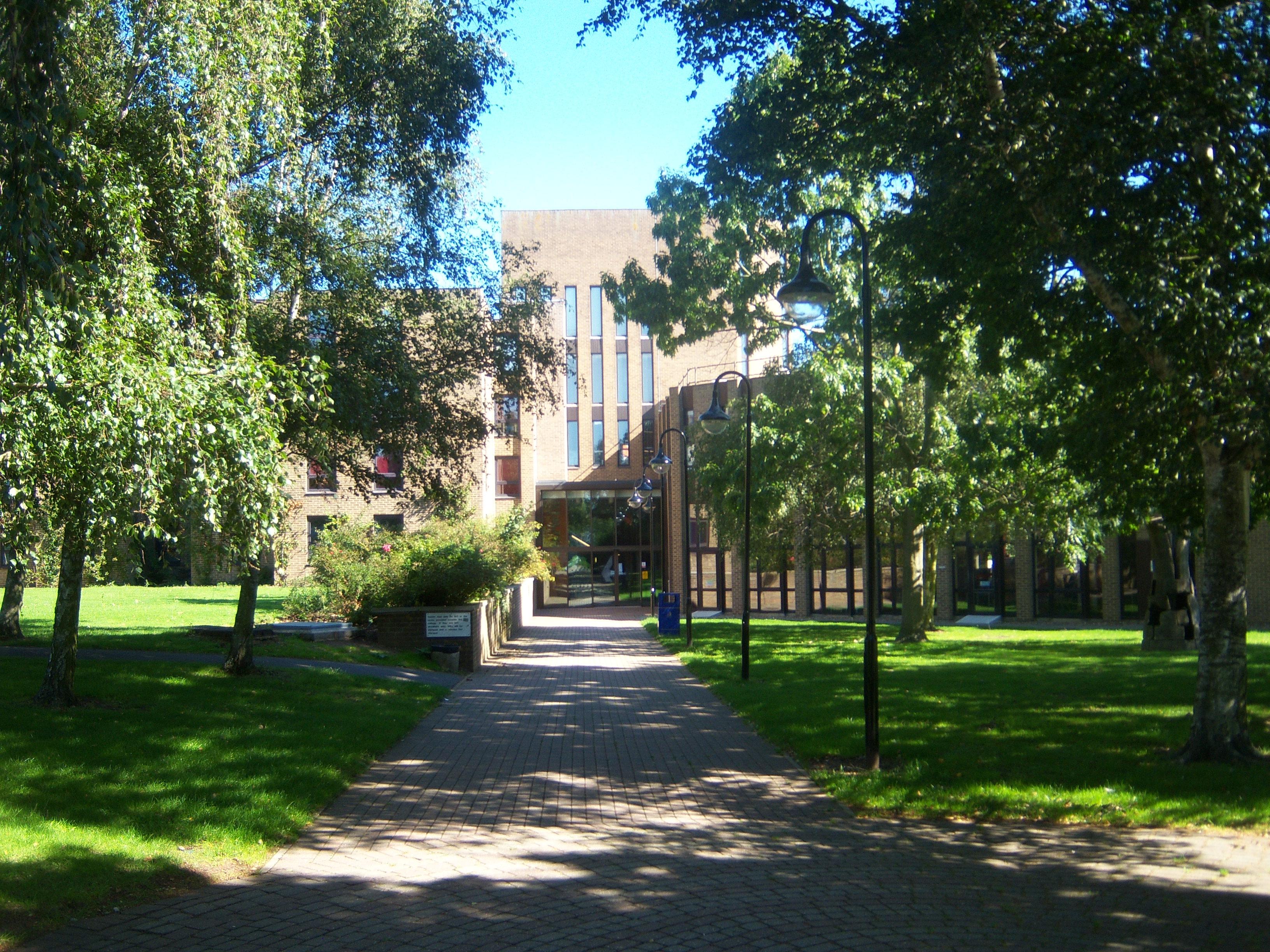 Darwin College Kent