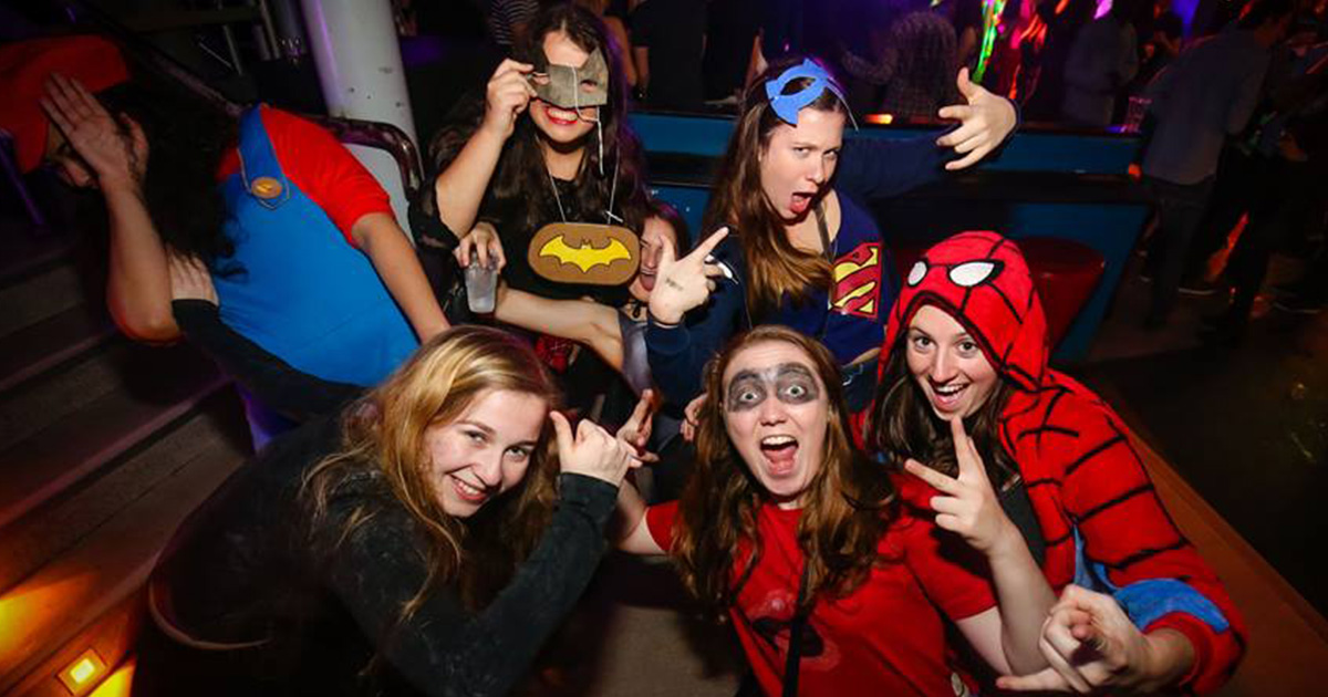 Snakebite Crutches And Superheroes Vensday S Best Clubbers