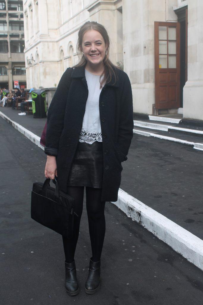 Catrin Preston, European Studies French Pathway, first year