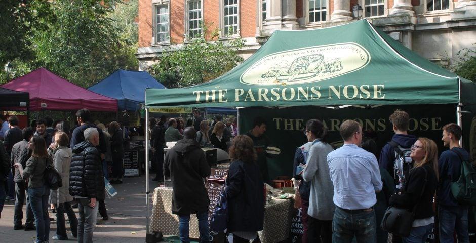 Bristol Uni Food Market