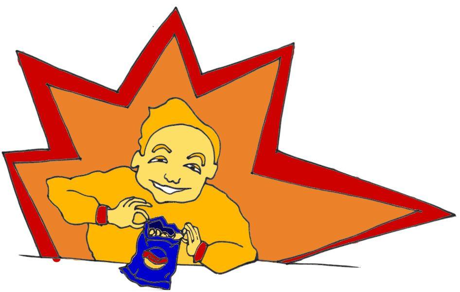 Image may contain: Star Symbol, Trademark, Logo