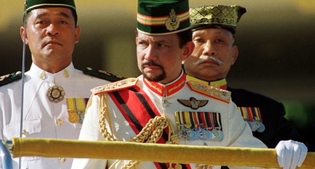 The Sultan of Brunei's honorary degree makes me embarrassed to go to