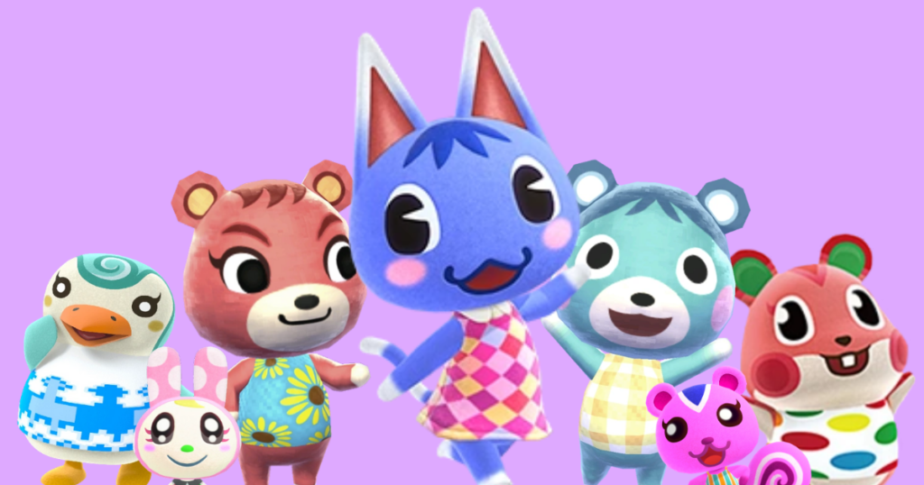 What Your Favourite Type Of Animal Crossing Villager Says About You