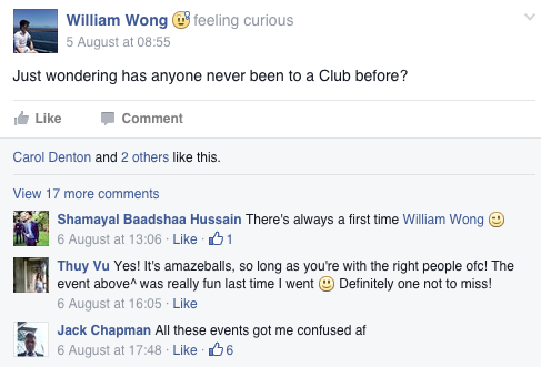 Let's hope he doesn't pick the Wong club.