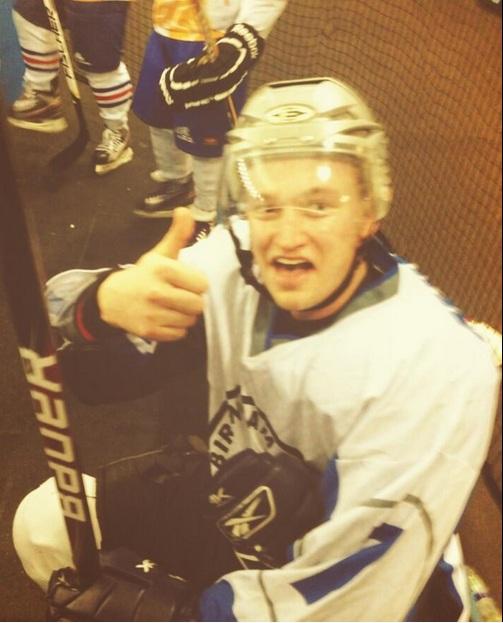 IceHockeyThumbs up