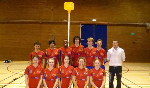 Korfball 2nd team 2012 510x300