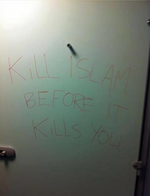 islam hate