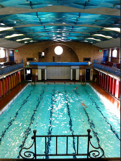 Tiverton gym is definitely not as bad as you think - Bad homburg swimming pool ...