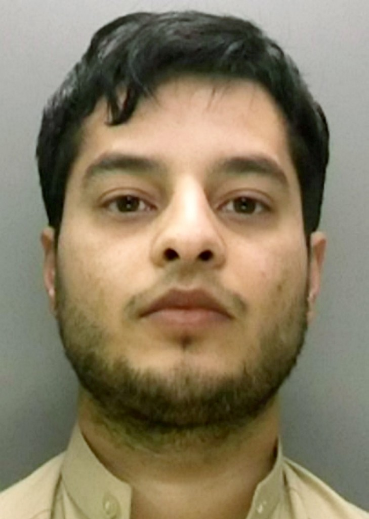 Imran Uddin used four devices to capture login details
