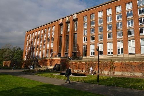 Birmingham university library