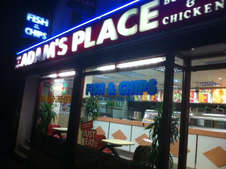 Adam's Place before its controversial closure