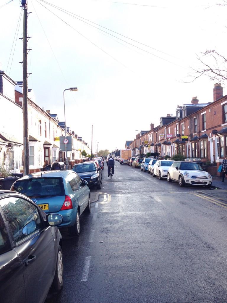 Tiverton Road
