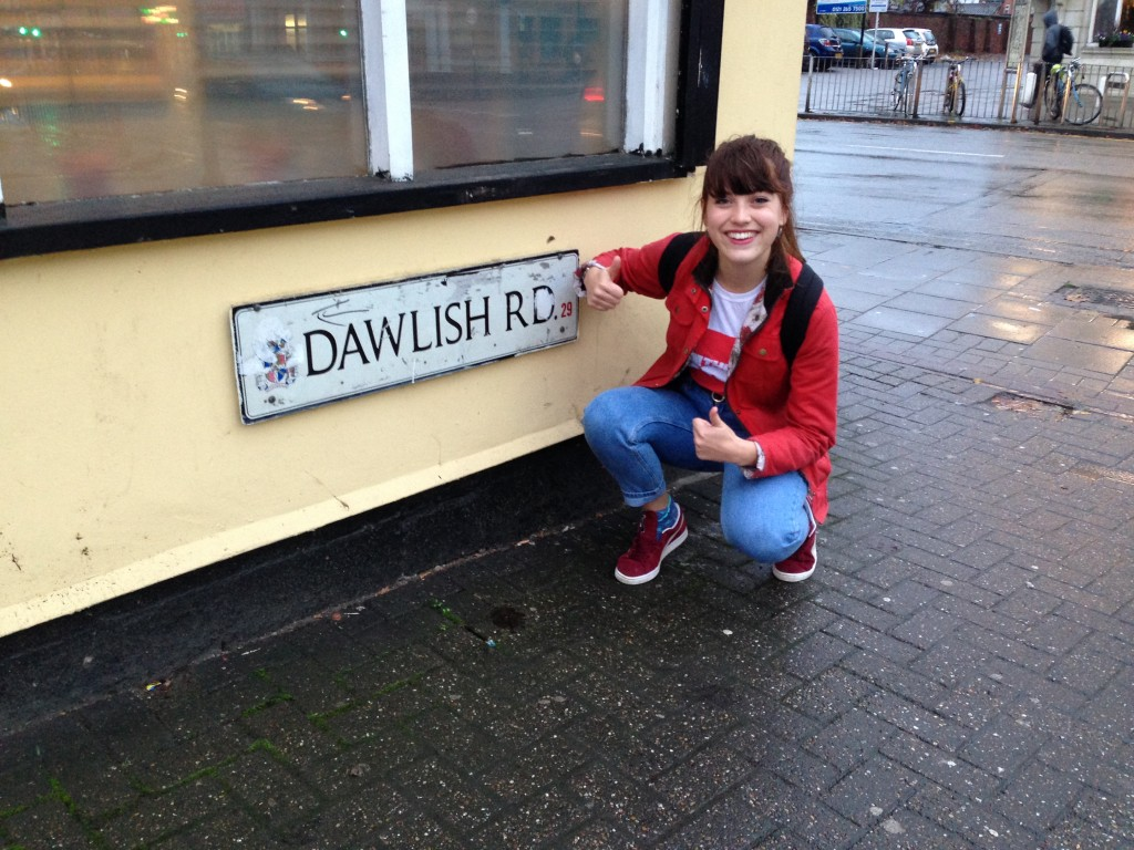 More like Dawlish RAD